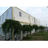 China Portable Foldable Prefab Villa Could Export 1.8mm PVC floor wholesale