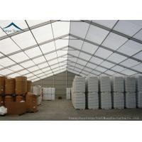 China Flame Resistance Large Warehouse Tents Special Event Tents Industrial wholesale