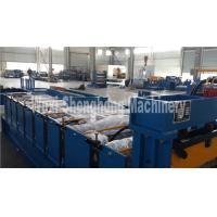 Big Rib Galvanized Steel Cold Rolling Forming Machine to make Floor Support Plate