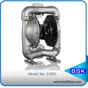China Pneumatic Vacuum Aro Diaphragm Pumps Air Operated Membrane Pumps on sale
