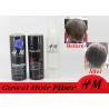 China Унисекс кератина Консеалер ХМ выпадения волос немедленное волос сгущать волокно для плешивости wholesale