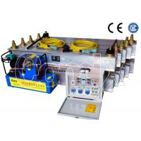 China Vulcanizer Conveyor Belt Splicing Machine for 72 Inches Rubber Belt on sale