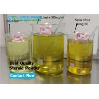 China 13425-31-5 Liquid Anabolic Steroids Masteron 250 Injectable Drostanolone Enanthate 250mg/Ml wholesale