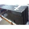 China Tan Brown Granite Kitchen Countertops Curved Edge / Bullnose Laminated Edging wholesale