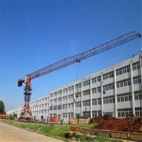 China Construction Material Handing Equipment Luffing Jib Tower Crane 18ton wholesale