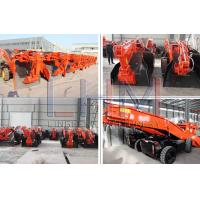China Mucking Loader / hag-loader / excavating loader used in the excavating of tunnel mining, mine engineering, coal mines, m wholesale