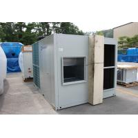 China 380V 3 Phase Humidification Packaged Rooftop Unit Small Cooling Capacity on sale