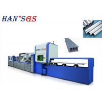 Buy cheap 1000w Metal Tube Laser Cutting Machine with High - precision Rack and Linear from wholesalers