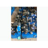 China Continuous Hydraulic Plastic Extrusion Screen Changer 10L-58 L/Min Rated Flow wholesale