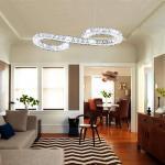 Modern/Contemporary LED Ceiling Light Chandelier Flush Mount Pendant Lamp