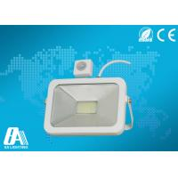 China 20W Motion Sensor Led Flood Lights Waterproof IP65 Commercial Lighitng wholesale