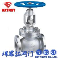 China 1-1/2- 36 600LB Stainless Steel Globe Valve CF8M / CF8 Flanged Globe Valve wholesale