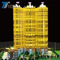 China Miniature Building Model Making for Real Estate Company , Commercial Scale Model on sale