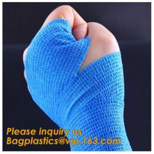 China Sport Medical Plaster Bandage,Elastic Knee Brace Fastener Support Guard Gym Sports Bandage,latex free cohesive bandage s wholesale