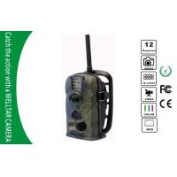 China Motion-Triggered Wireless Wildlife Camera With 24pcs 850nm Infrared LEDs wholesale