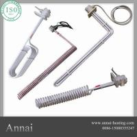 China ANNAI Customized varies type electric heating element teflon immersion heater on sale