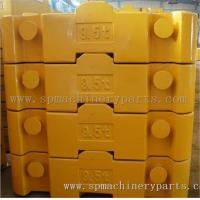 China China Guangdong Supplier Crane Counterweight With High Quality wholesale