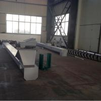 China High Treated Capacity Screw conveyor and compactor  for for sand,grain and sludge on sale