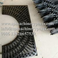 China OEM Factory Direct True Pattern New Design 1404mm x 870mm Cast Iron Tree Grate With Two Halves on sale