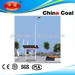 China solar panel street light wholesale