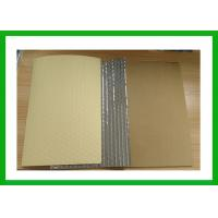 China High Reflective Adhesive Backed Heat Barrier Non Toxicity Energy Saving on sale