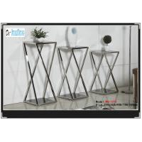 China 1512,Temperate glass table,living room furniture wholesale