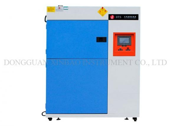 Quality Heating Cycling Test Equipment Thermal Shock Chambers Eco Friendly Electronics for sale