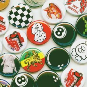 China 3D Military Badge Pin wholesale