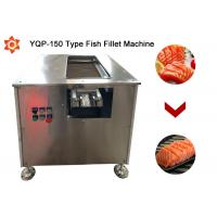 China Commercial Automatic Food Processing Machines Fish Fillet Machine 1.75KW Power on sale