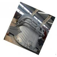 China Compact Route Tubular Water Cooled Wall Panel Carbon Steel Flexible Temperature Control wholesale