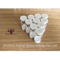 China Muscle Building Protein Peptide Hormones Lyophilized Powder Cjc-1295 Dac with GMP wholesale
