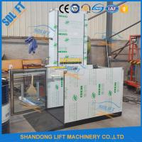 China Stainless Steel Outdoor Hydraulic Disability Lifting Equipment 300kgs Loading Capacity on sale