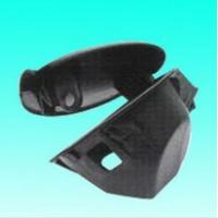 China Automotive turning and cutting Injection Molded Plastic Part with good quality For VW wholesale