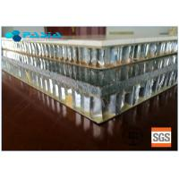 Buy cheap Different Surface Treated Facing Stone Honeycomb Ceiling Panels For Decoration from wholesalers