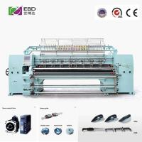 China 943 Needle Computerized Quilting Machines X - Axis Movement 305mm on sale