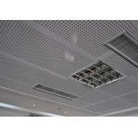 China PERFORATED ACOUSTIC GYPSUM CEILING BOARD wholesale