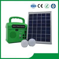 Home Lighting Solar System,With Radio,LED lamp ,Cell Phone Charger, Solar System Price