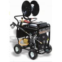 China Portable Commercial Pressure Washers 5000 PSI 350BAR 24HP SAE30 Pump Oil Type wholesale