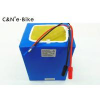 China Rechargeable 5 Amp Replacement Lithium Batteries For Electric Bikes / Motorcycle wholesale