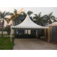 China Fireproof Wedding Event Trade Show Tent 4x4m Outdoor Pagoda Party Tent wholesale