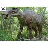 China Forest Decoration Full Size Dinosaur Models, Outdoor Resin Animal Ornaments wholesale