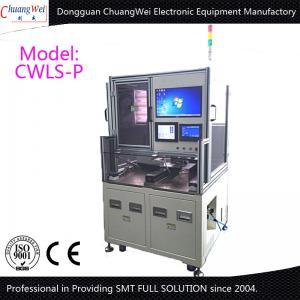 China Laser Solder Paste Scanning Tin Hot Bar Soldering Machine Visual Positioning System on sale