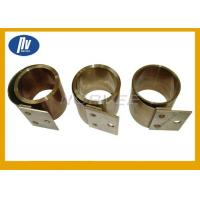 China Conventional Spiral Coil Spring 0.08 - 1.8mm Thickness For Electronic Devices wholesale