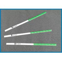 China Home use one step rapid HCG Pregnancy Test Strips with CE and FDA wholesale