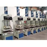 Buy cheap Egg Box / Paper Pulp Molding Machine With 5 Tons Pressure / Hot-press Molding Machine from wholesalers