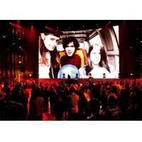 Buy cheap Outdoor Pixel 5.95mm Stage Rental Led Display High Brightness SMD Full Color from wholesalers