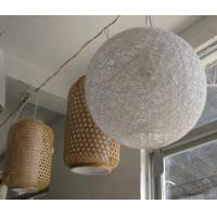 2016High Quality Bamboo Classical Round Lampshade, Unique Lampshade,lamps and lanterns