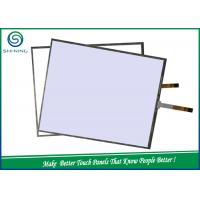 China 17'' 5 Wire RTP Transparent Touch Panel LCD Display Monitor Touch Screen Panel wholesale