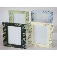 China 5x7 Wood Square Personalized Photo Frames Inexpensive Picture Frame wholesale