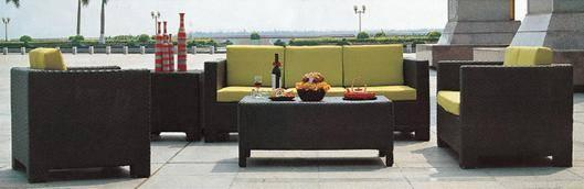 Quality Outdoor Rattan Sofa for sale